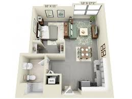 studio apartment floor plans d and source springs apartments