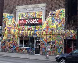 toronto s iconic public art indie88 have you ever stopped to actually look at this emblematic mural that hugs the beloved local concert venue the legendary toronto piece was done by artist al