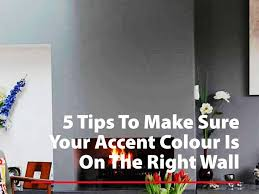 How To Choose Accent Wall by How To Pick An Accent Wall Color Shenra Com