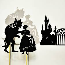 shadow puppets for sale beauty the beast 8 shadow puppets adventure in a box