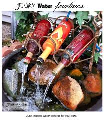 Backyard Fountains For Sale by 25 Awesome Handmade Outdoor Fountains Shelterness