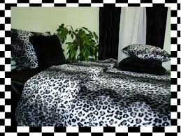 Cheetah Print Bedroom Set by 7 Best Animal Print Bedding Sets Images On Pinterest Animal
