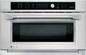 monogram zsc2202jss 30 inch single electric wall oven with 1 6 cu