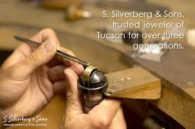 Bench Jeweler Certification Jewelry Store Jeweler Tucson S Silverberg U0026 Sons Jewelers