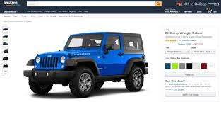 introducing amazon vehicles a car research destination and
