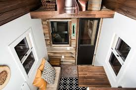 Interiors Of Tiny Homes Prefabricated Arched Cabins Can Provide A Warm Home For Under