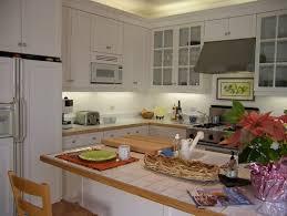 adding pot rack over kitchen island