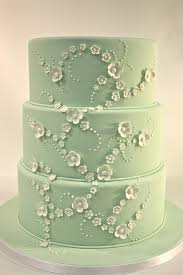 25 mint wedding cakes you u0027ll love mon cheri bridals