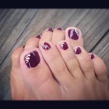 best 10 purple toe nails ideas on pinterest purple toes flower