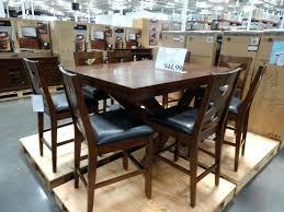 costco dining room furniture costco dining sets leather dining chairs furniture dining room home