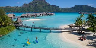 bora bora hotel and resort intercontinental thalasso spa hotel