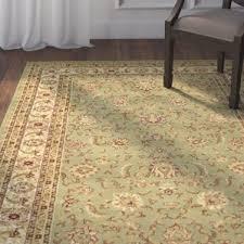 green rugs you u0027ll love wayfair