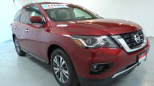 nissan california 2017 red nissan pathfinder in california for sale used cars on