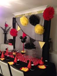 58 Mickey Mouse Birthday Party Ideas 2016 Pink Lover
