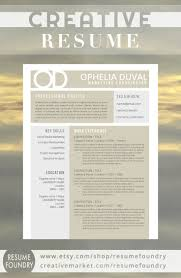 cool resume examples 37 best masculine resume templates images on pinterest creative resume template the ophelia