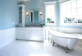 chalk paint ideas for bathroom cabinets color combinations walls