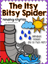 the itsy bitsy spider apples and abc s