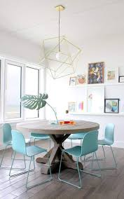 Teal Dining Room Colorful Chairs For Dining Room Descargas Mundiales Com