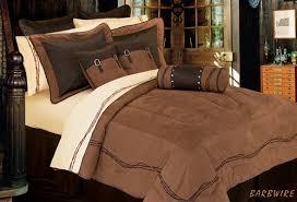 Western Bedding Set Barbwire Rustic Western Bedding Sets