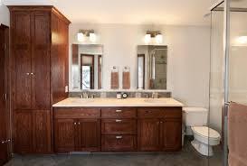 Bathroom Linen Closet Creditrestoreus - Tall bathroom linen cabinet white