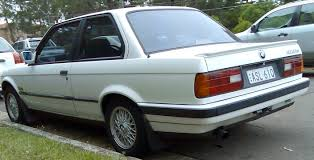 bmw e30 modified file 1990 1991 bmw 318is e30 2 door sedan 01 jpg wikimedia commons