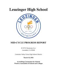 how to write a resume as a highschool student leuzinger high school wasc mid cycle progress report 2015 2016 jpg psat student guide leuzinger high school wasc