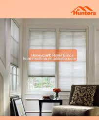 25mm non woven top down bottom up honeycomb shades curtains