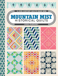 historical pattern review book review mountain mist historical quilts mccall s quilting