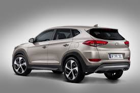 2016 hyundai tucson finally revealed the korean car blog