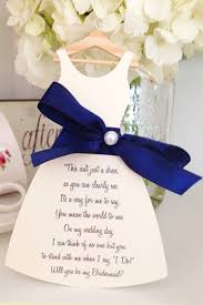 bridesmaid poems to ask 6 creative ways to ask your bridesmaids poem creative and wedding