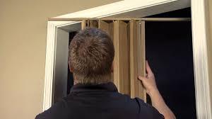 Interior Door Install by Horizon Folding Door Installation Youtube
