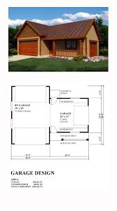 27 best 3 car garage plans images on pinterest garage apartments garage plan 76020 garage area 960 sq ft dimensions 40