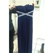 ross dress for less prom dresses ross store navy blue prom dress from jaylin s closet on poshmark