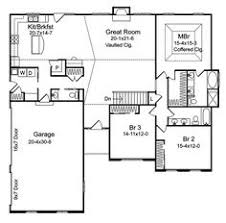 Ranch Floor Plans 1500 Sq Ft Open House Plans Google Search Houses Pinterest