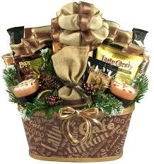 coffee and tea gift baskets winter warm up coffee tea and more gift basket