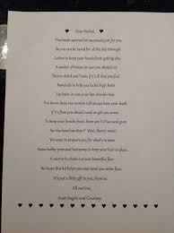 asking bridesmaids poems wedding poem to ask for honeymoon money picture ideas references