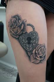best 25 padlock tattoo ideas on pinterest heart lock tattoo