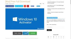 windows 10 activator with license key free full download youtube