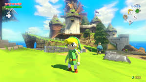 Wind Waker Map The Legend Of Zelda Wind Waker Hd Review