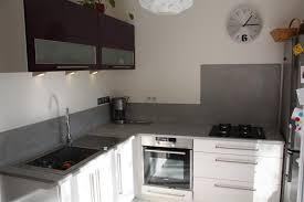béton ciré plan de travail cuisine castorama plan de travail en beton cire cuisine 4 cr233dence plan de béton