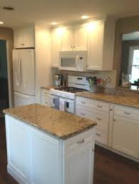 New River Cabinets Sleek New Construction Kitchen Using Homecrest Cabinets Formica