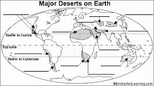 what are the world u0027s biomes desert