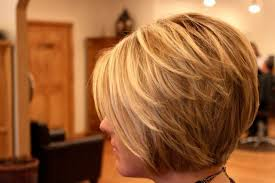 vies of side and back of wavy bob hairstyles side view of cute layered bob cut hairstyles weekly