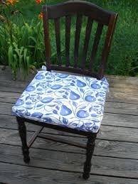 creative passage vintage napkin kitchen chair cushions