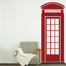 geographical landmark uk british icon london phone booth wall zoom