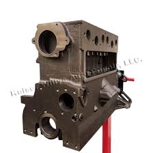 4 cylinder engine 4 cylinder engine bare block fits 41 53 jeep willys with 4