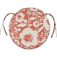 Home Decorators Outdoor Cushions by Home Decorators Collection Sunbrella Andy Guava Round Outdoor