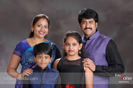 Family Photo Family Portrait Photography Family Portrait Studios Chennai