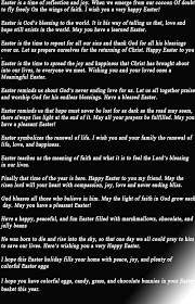 best easter wishes messages for family and friends