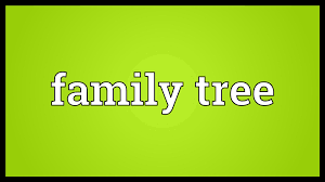 family tree meaning